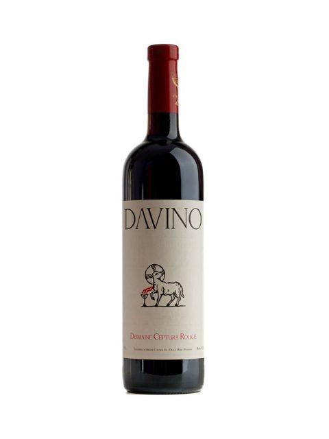 Vin Rosu Sec Davino Domaine Ceptura Rouge, 75 cl