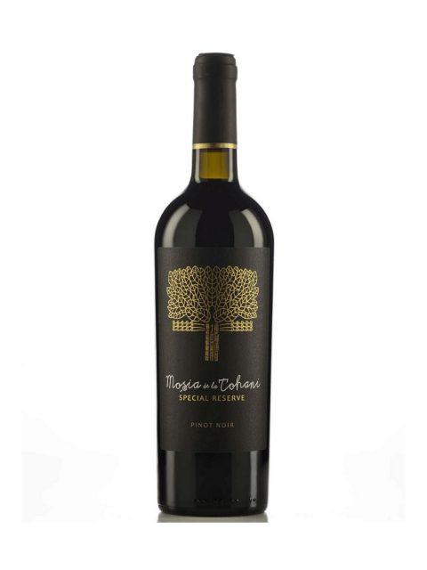 Vin Rosu Sec Mosia de la Tohani Special Reserve Pinot Noir, 75 cl