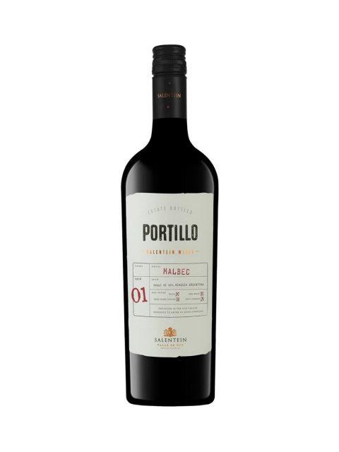 Vin Rosu Sec Salentein Portillo Malbec, 75 cl