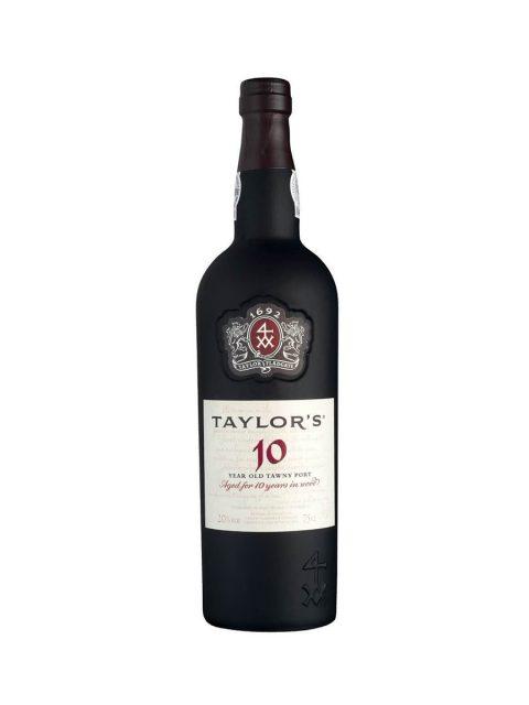 Vin Rosu Dulce Taylor's 10 ani Tawny Vin de Porto, 75 cl