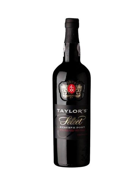 Vin Rosu Dulce Taylor's Select Reserve Vin de Porto, 75 cl