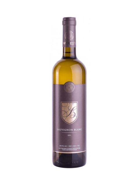 Vin Alb Sec Averesti Regala Sauvignon Blanc, 75 cl