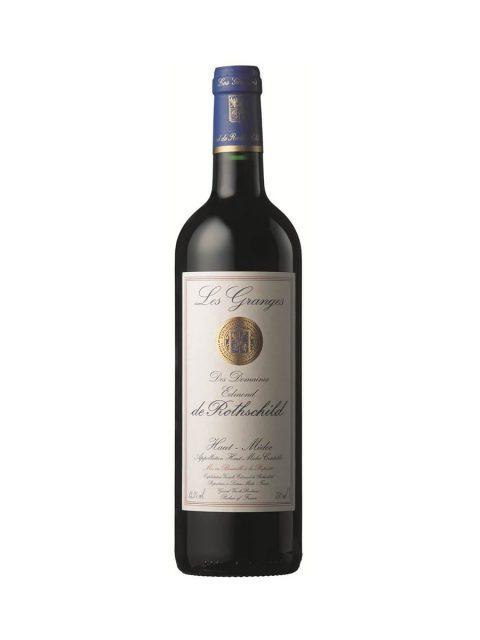 Vin Rosu Sec Baron Edmond de Rothschild Les Granges, 75 cl