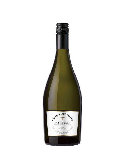 Vin Spumant Alb Extrabrut Campo Del Passo Prosecco Frizzante DOC, 75 cl
