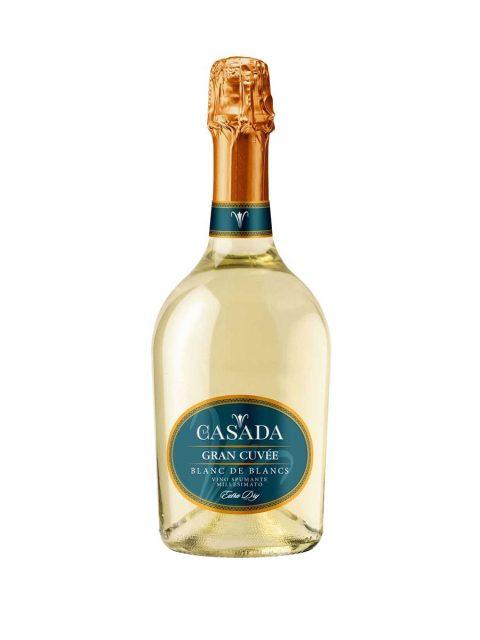 Vin Spumant Alb Extrabrut La Casada Prosecco Spumante Gran Cuvee Blanc De Blanc, 75 cl