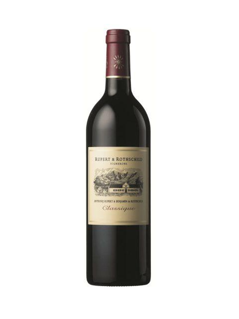 Vin Rosu Sec Classique Rupert & Rothschild, 75 cl