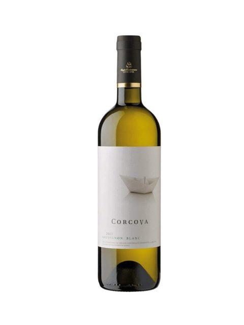 Vin Alb Sec Corcova Sauvignon Blanc, 75 cl