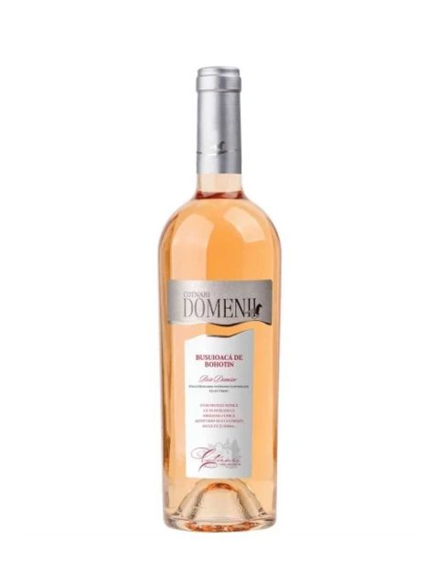 Vin Rose Demisec Cotnari Domenii Busuioaca, 75 cl