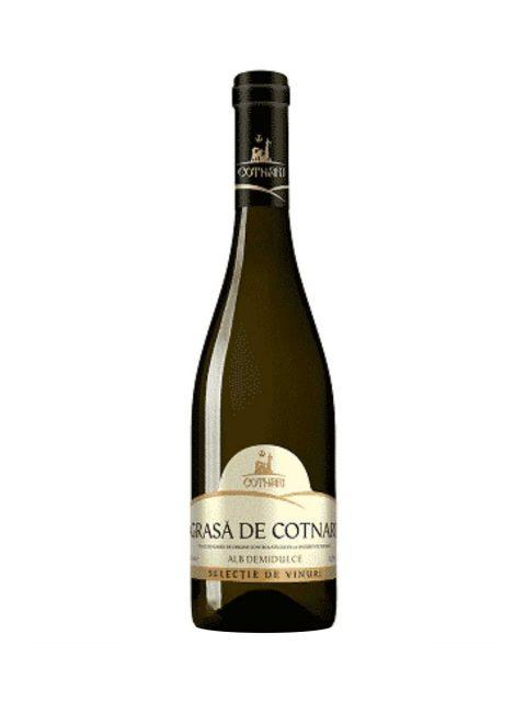 Vin Alb Demidulce Cotnari Selectie Grasa De Cotnari, 75 cl