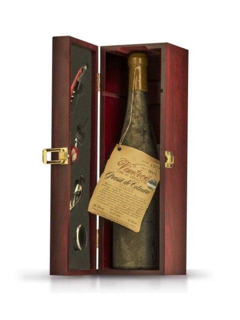 Vin Alb Dulce Cotnari Vinoteca 1979 Set Somelier Grasa De Cotnari, 75 cl