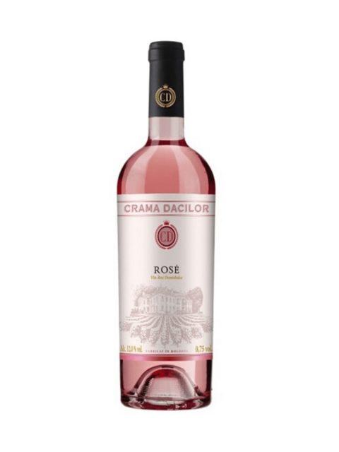 Vin Rose Demidulce Crama Dacilor, 75 cl