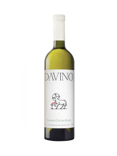 Vin Alb Sec Davino Domaine Ceptura Blanc, 75 cl