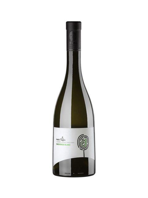 Vin Alb Sec Dealu Negru Jelna Sauvignon Blanc, 75 cl