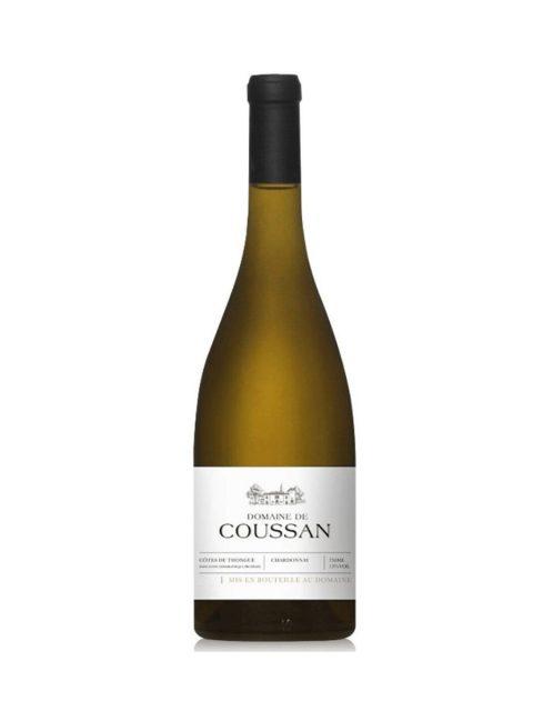 Vin Alb Sec Domaine de Coussan Chardonnay, 75 cl