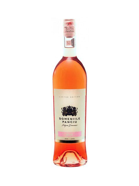 Vin Rose Sec Domeniile Panciu Cabernet Sauvignon, 75 cl