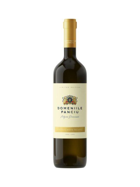 Vin Alb Sec Domeniile Panciu Sauvignon Blanc, 75 cl