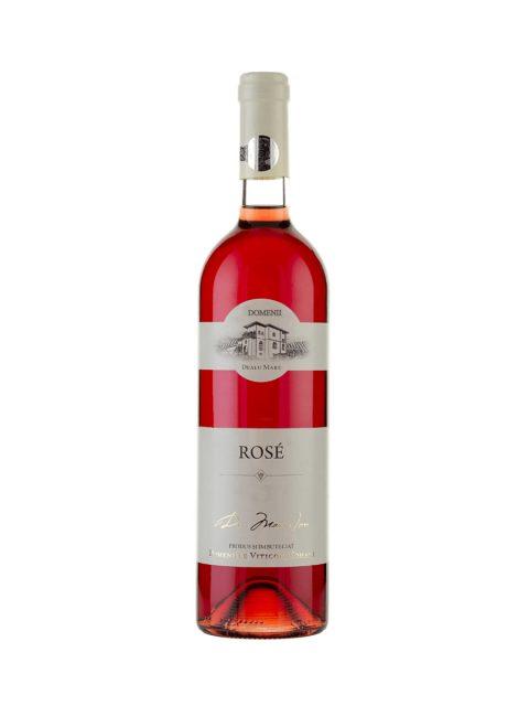 Vin Rose Demisec Domeniile Tohani, 75 cl