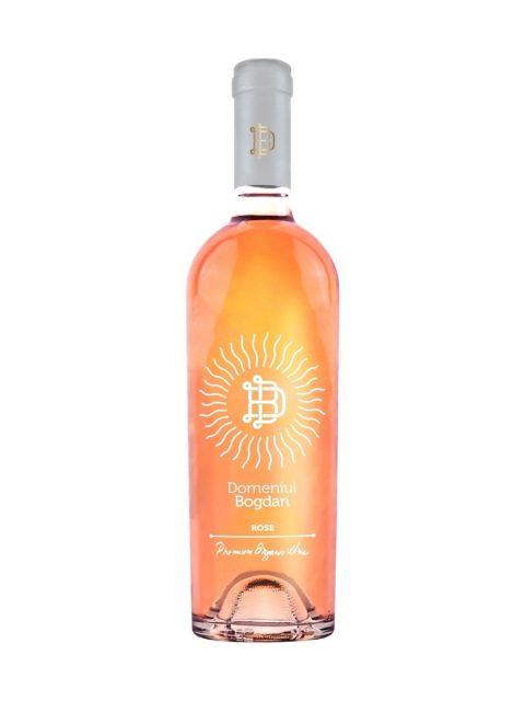 Vin Rose Sec Domeniul Bogdan Premium, 75 cl