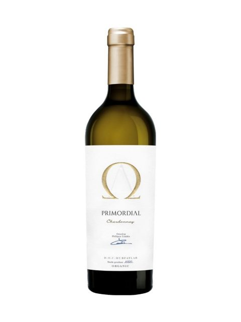 Vin Alb Sec Domeniul Bogdan Primordial Chardonnay, 75 cl