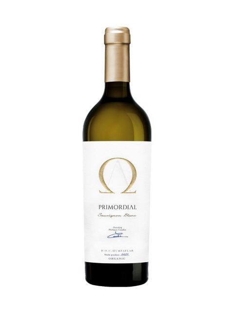 Vin Alb Sec Domeniul Bogdan Primordial Sauvignon Blanc, 75 cl