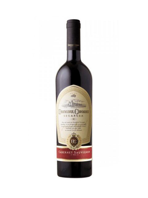 Vin Rosu Sec Domeniul Coroanei Segarcea Elite Cabernet Sauvignon, 75 cl
