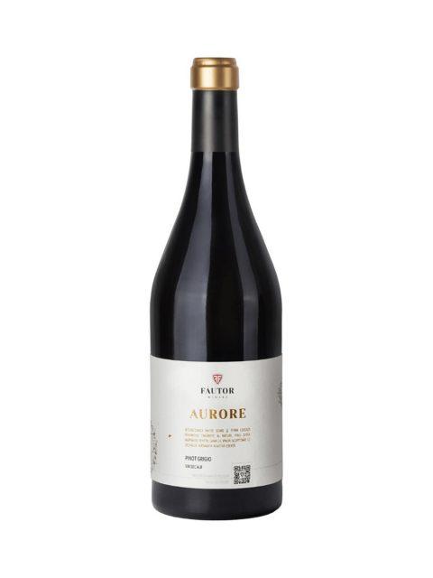 Vin Alb Sec Fautor Aurore Pinot Grigio, 75 cl