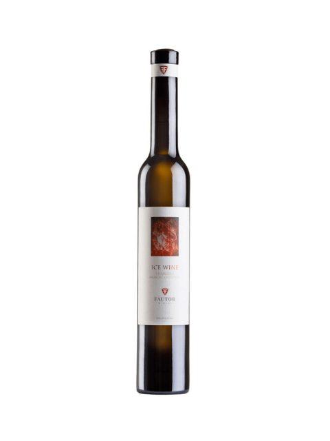Vin Alb Dulce Fautor Ice Wine Traminer, Muscat Ottonel, 375 ml