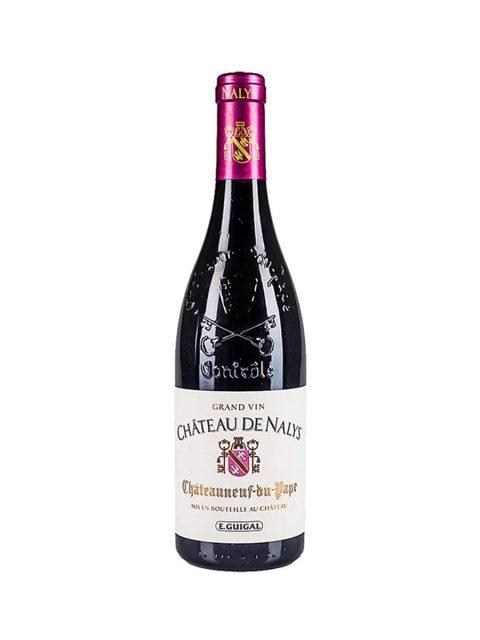 Vin Rosu Sec Guigal Chateauneuf Du Pape Grand Vin Chateau de Nalys 2016, 75 cl