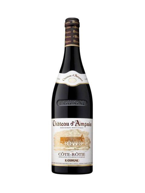 Vin Rosu Sec Guigal Cote Rotie Chateau D'Ampuis, 75 cl