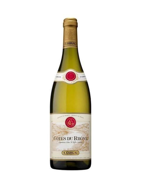 Vin Alb Sec Guigal Cotes du Rhone Blanc, 75 cl