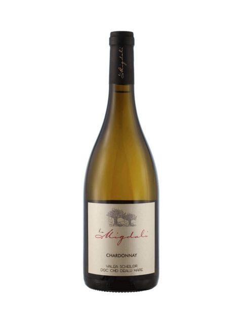 Vin Alb Sec La Migdali Chardonnay, 75 cl
