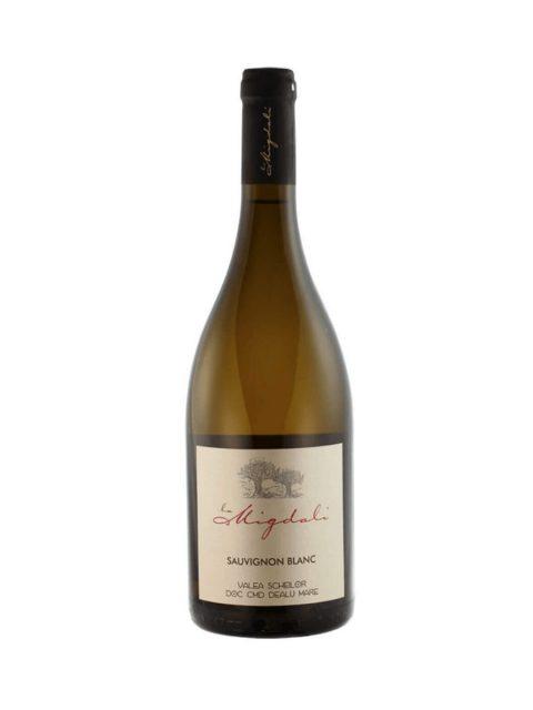 Vin Alb Sec La Migdali Sauvignon Blanc, 75 cl