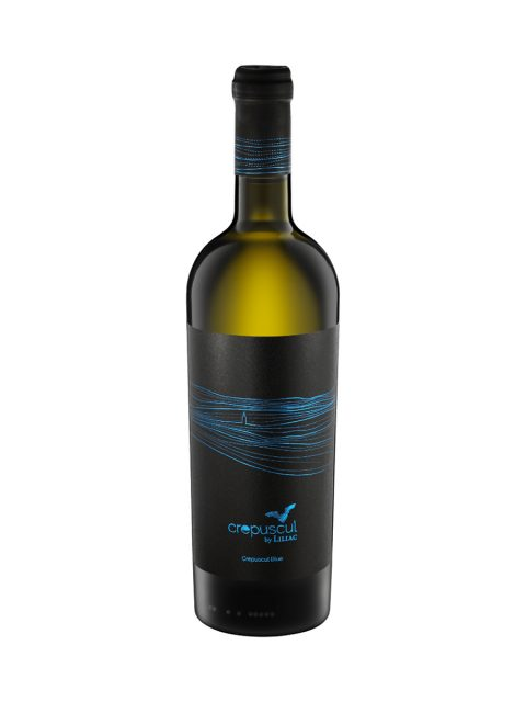 Vin Alb Sec Liliac Crepuscul Blue, 75 cl