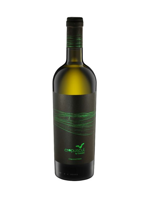 Vin Alb Sec Liliac Crepuscul Green, 75 cl