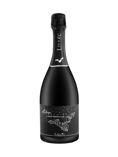 Vin Spumant Alb Brut Liliac Private Selection Sparkling, 75 cl