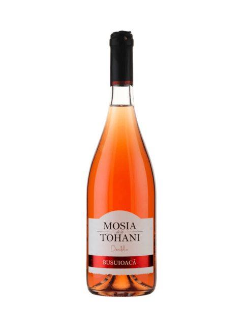 Vin Rose Demidulce Mosia de la Tohani Busuioaca, 75 cl