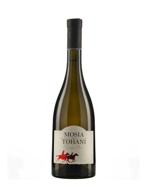 Vin Alb Sec La Mosia de la Tohani Sauvignon Blanc, 75 cl