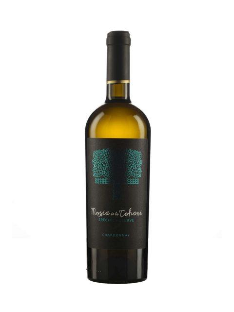 Vin Alb Sec La Mosia de la Tohani Special Reserve Chardonnay, 75 cl