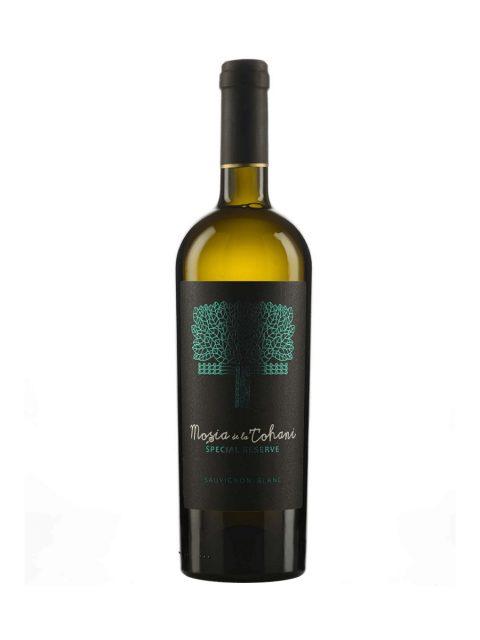 Vin Alb Sec Mosia de la Tohani Special Reserve Sauvignon Blanc, 75 cl
