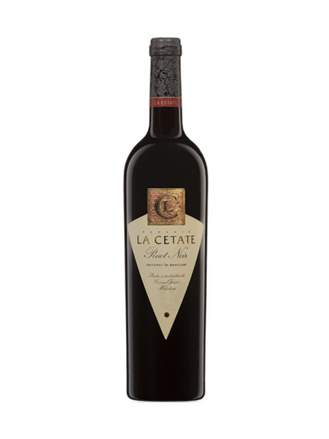 Vin Rosu Sec Oprisor La Cetate Pinot Noir, 75 cl