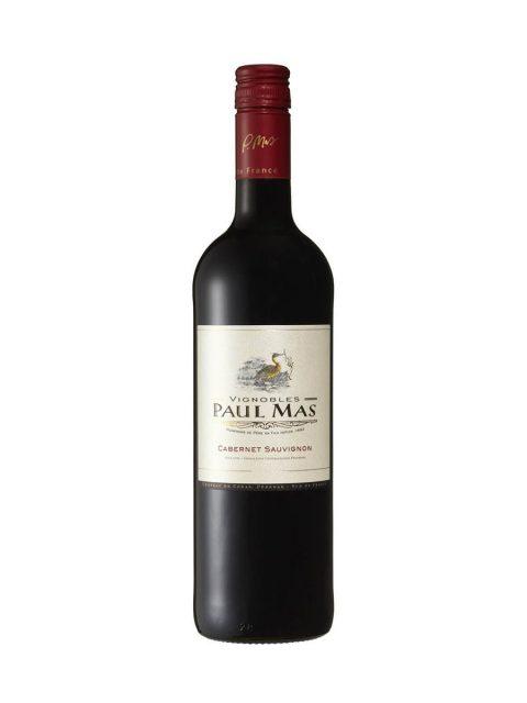 Vin Rosu Sec Paul Mas Cabernet Sauvignon, 75 cl