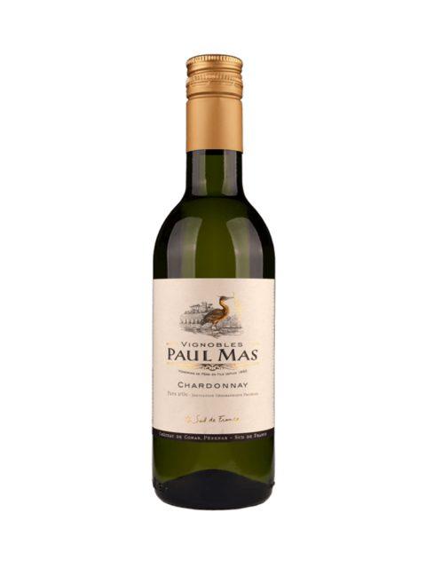 Vin Alb Sec Paul Mas Mini Chardonnay, 187 ml