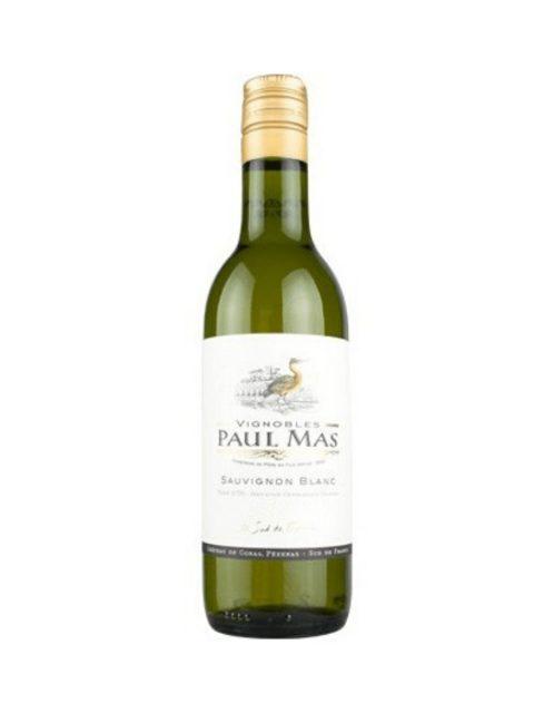 Vin Alb Sec Paul Mas Mini Sauvignon Blanc, 187 ml