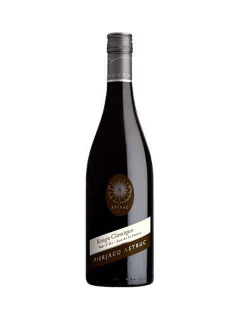 Vin Rosu Sec P J Astruc Rouge Classique, 75 cl