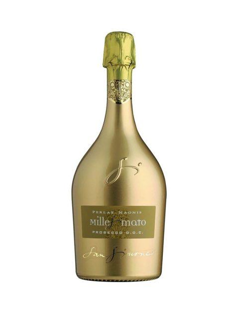 Vin Spumant Alb Brut Prosecco San Simone Perlae Naonis Oro, 75 cl