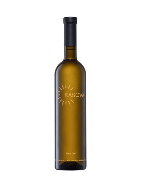 Vin Alb Sec Rasova Premium Pinot Gris, 75 cl