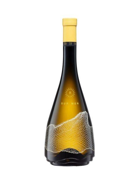 Vin Alb Sec Rasova Sur Mer Sauvignon Blanc, 75 cl