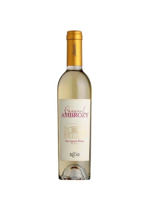 Vin Alb Dulce Recas Conacul Ambrozy, 375 ml
