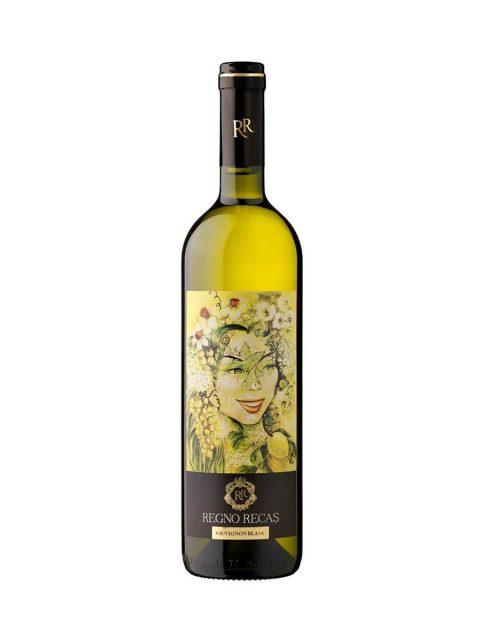 Vin Alb Sec Recas Regno Sauvignon Blanc, 75 cl