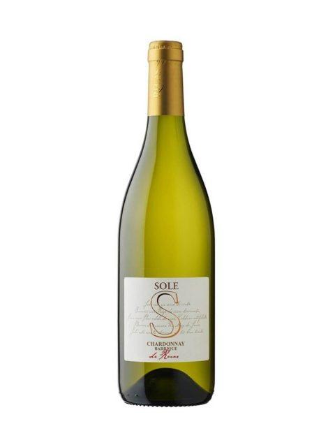 Vin Alb Sec Recas Sole Chardonnay Barrique, 75 cl